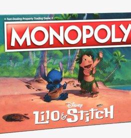 USAOPOLY LILO & STITCH MONOPOLY