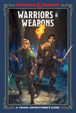 WIZARDS OF THE COAST D&D YOUNG ADVENTURERS GUIDE WARRIORS AND WEAPONS