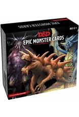GALE FORCE NINE D&D EPIC MONSTER CARDS