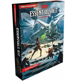 WIZARDS OF THE COAST DUNGEONS & DRAGONS ESSENTIALS KIT
