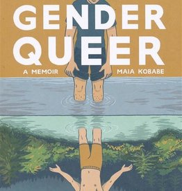 LION FORGE GENDER QUEER MEMOIR GN