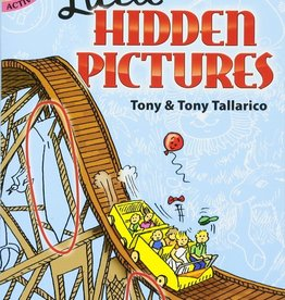 DOVER PUBLICATIONS LITTLE HIDDEN PICTURES