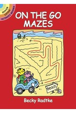 DOVER PUBLICATIONS ON THE GO MAZES