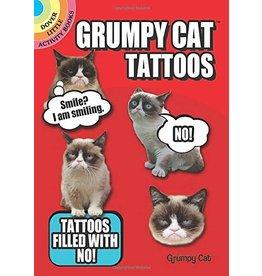DOVER PUBLICATIONS GRUMPY CAT TATTOOS