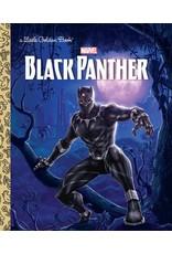 Penguin Random House BLACK PANTHER LITTLE GOLDEN BOOK (MARVEL- BLACK PANTHER)