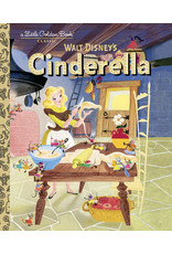 CINDERELLA (DISNEY CLASSIC) LITTLE GOLDEN BOOK