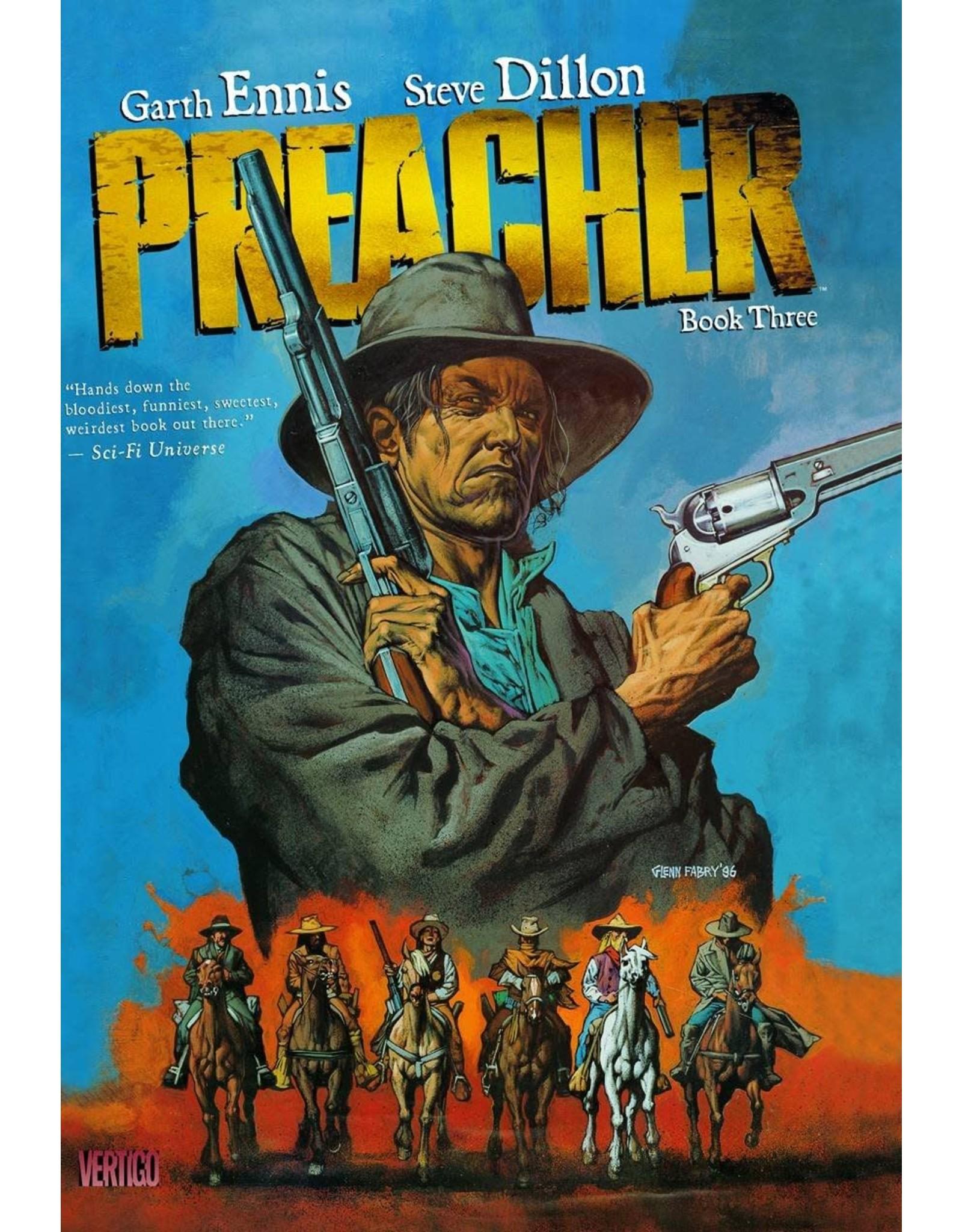 DC COMICS PREACHER TP BOOK 03