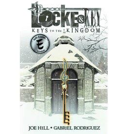 IDW PUBLISHING LOCKE & KEY TP VOL 04 KEYS TO THE KINGDOM