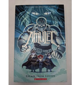 GRAPHIX AMULET SC VOL 06 ESCAPE FROM LUCIEN