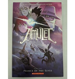 GRAPHIX AMULET SC VOL 05 PRINCE OF THE ELVES