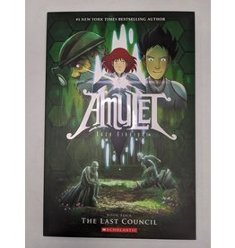 GRAPHIX AMULET SC VOL 04 LAST COUNCIL