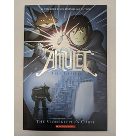 GRAPHIX AMULET SC VOL 02 STONEKEEPERS CURSE