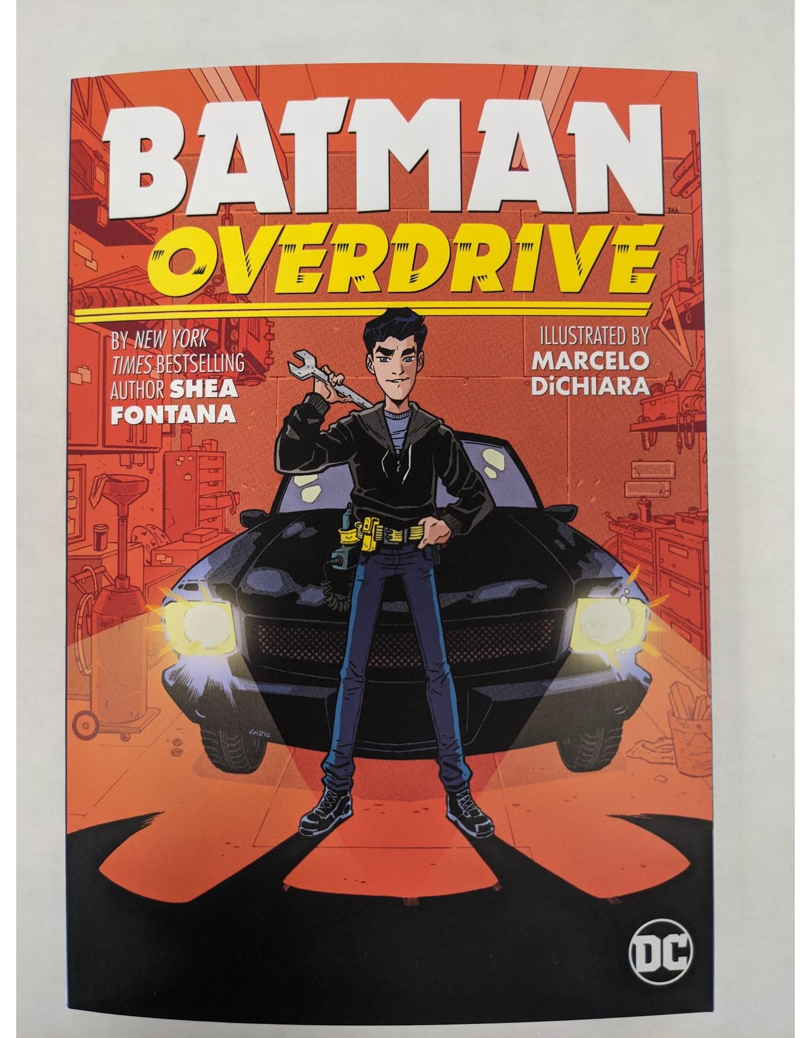 DC COMICS BATMAN OVERDRIVE TP