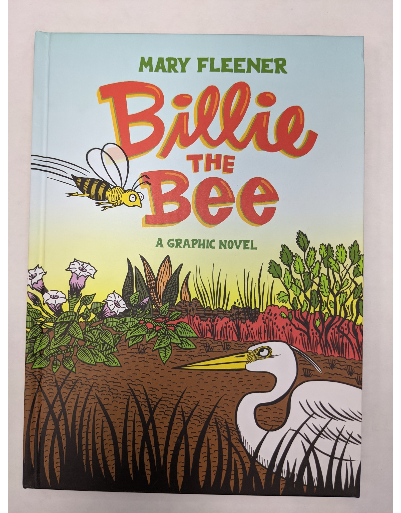 FANTAGRAPHICS BOOKS BILLIE THE BEE HC