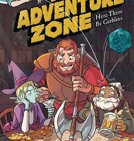 :01 FIRST SECOND ADVENTURE ZONE GN VOL 01 HERE THERE BE GERBLINS