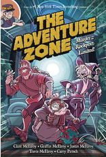 :01 FIRST SECOND ADVENTURE ZONE GN VOL 02 MURDER ON ROCKPORT LIMITED