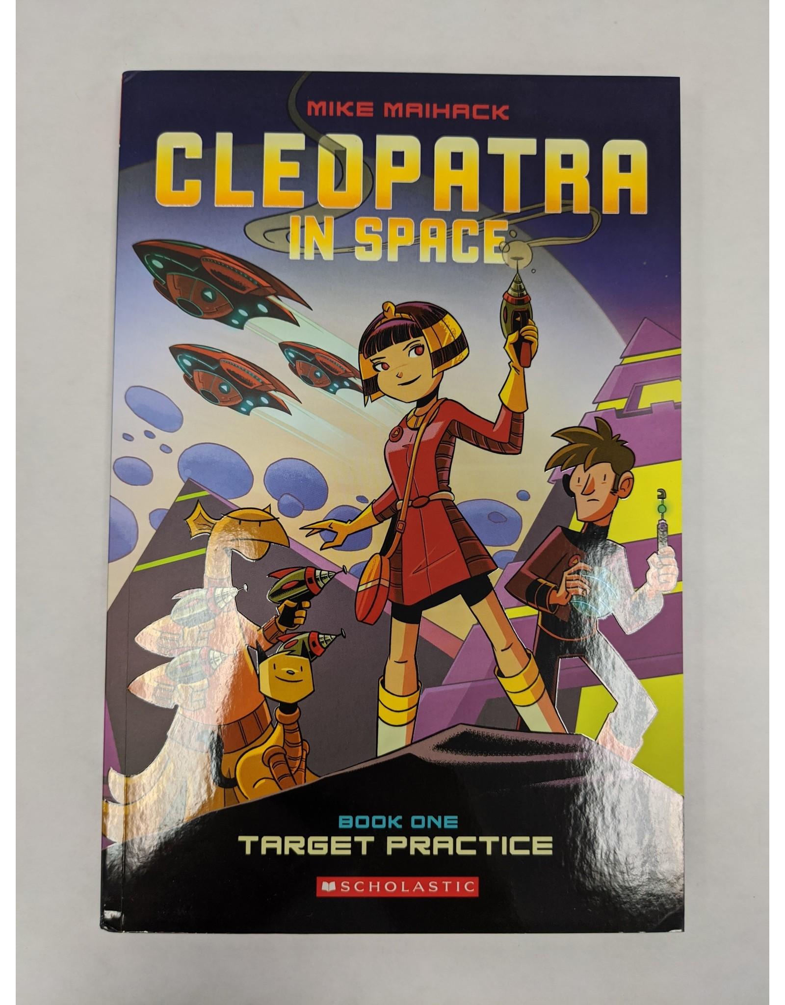 GRAPHIX CLEOPATRA IN SPACE GN VOL 01 TARGET PRACTICE