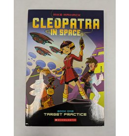 GRAPHIX CLEOPATRA IN SPACE GN VOL 01 TARGET PRACTICE