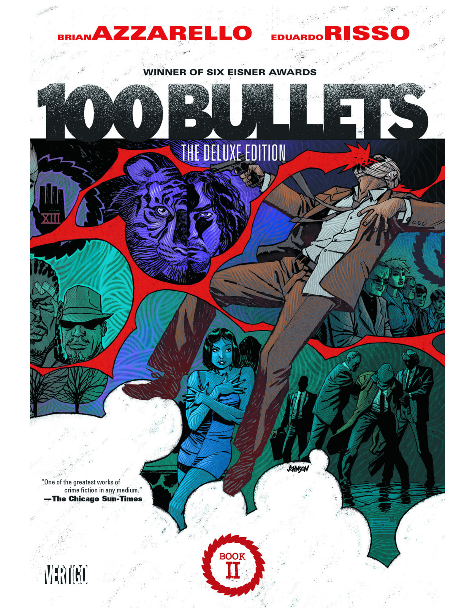 DC COMICS 100 BULLETS TP BOOK 02