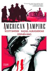 DC COMICS AMERICAN VAMPIRE TP VOL 01