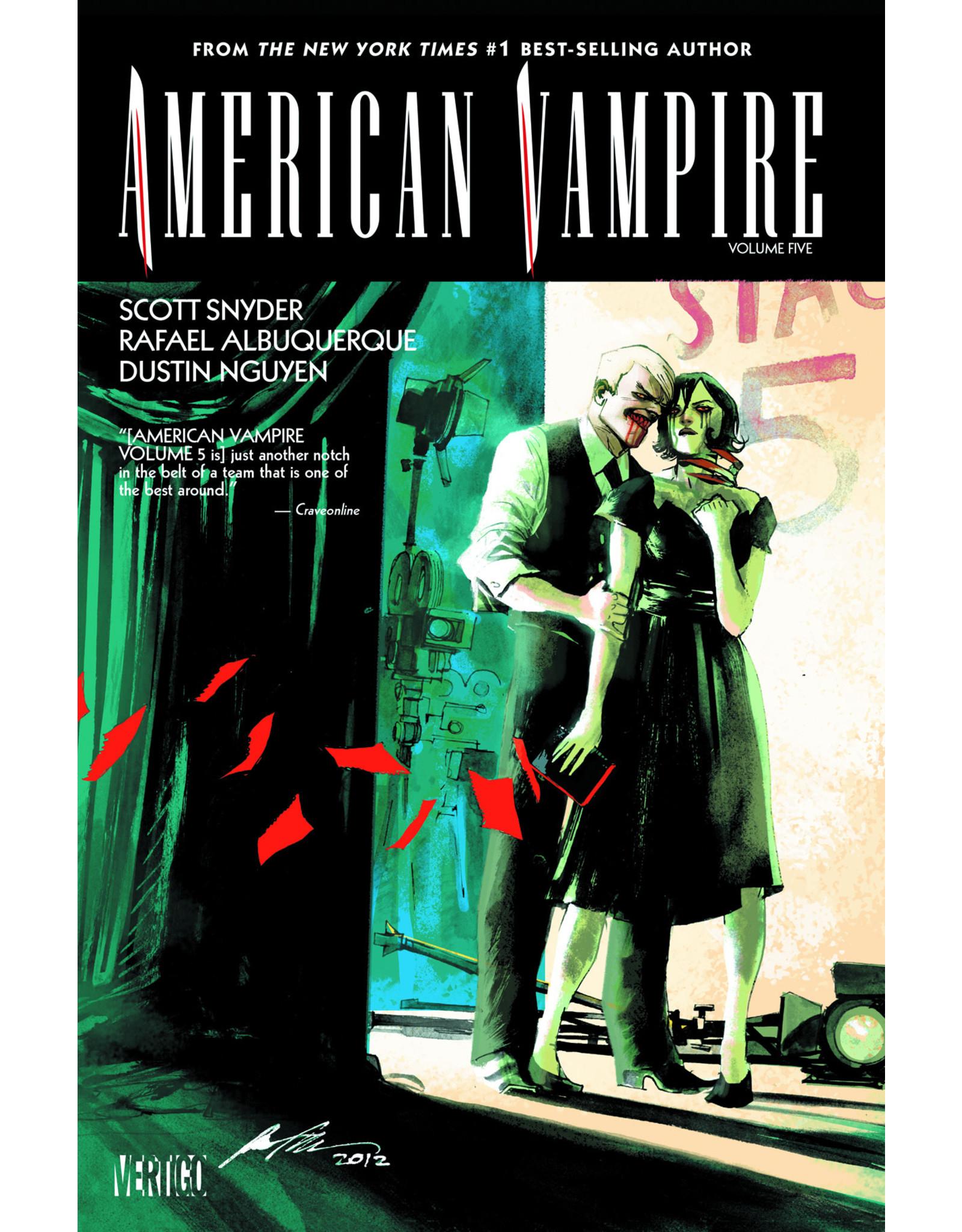 DC COMICS AMERICAN VAMPIRE TP VOL 05
