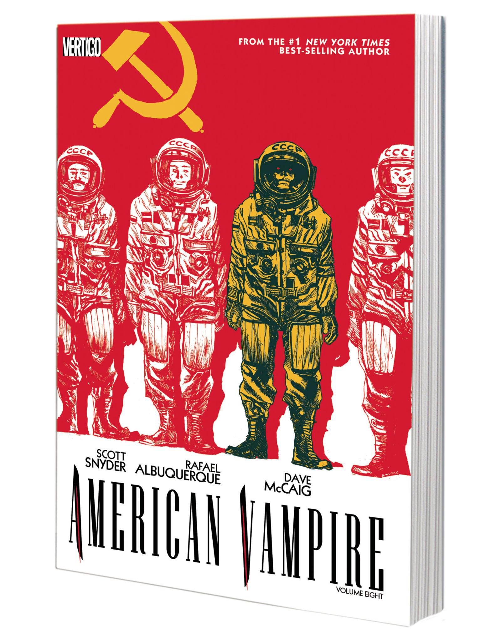 DC COMICS AMERICAN VAMPIRE TP VOL 08