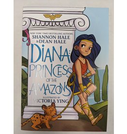 DC COMICS DIANA PRINCESS OF THE AMAZONS TP