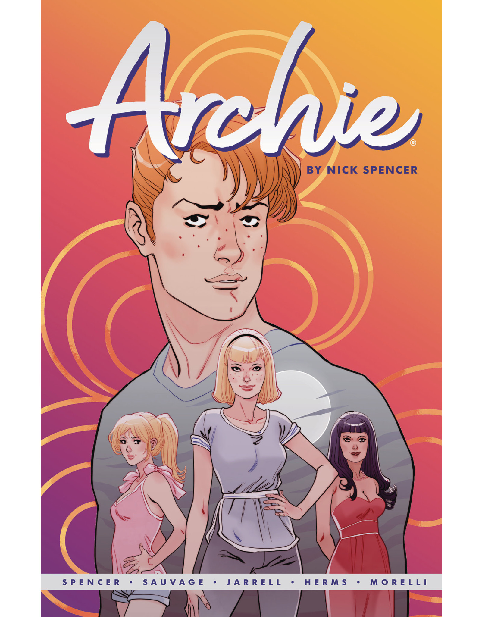 ARCHIE COMIC PUBLICATIONS ARCHIE BY NICK SPENCER TP VOL 01