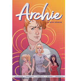 ARCHIE COMIC PUBLICATIONS ARCHIE BY NICK SPENCER TP VOL 01