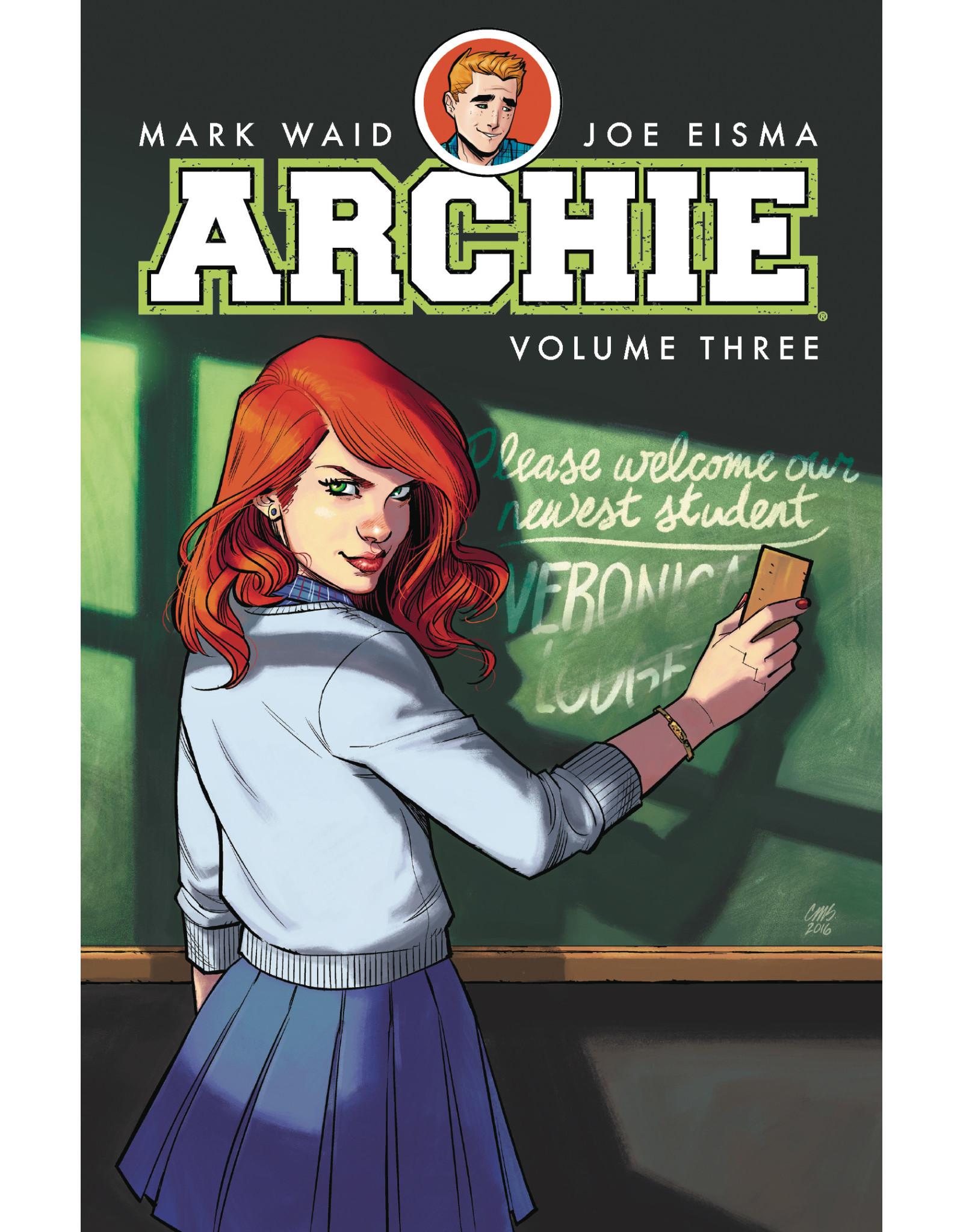 ARCHIE COMIC PUBLICATIONS ARCHIE TP VOL 03