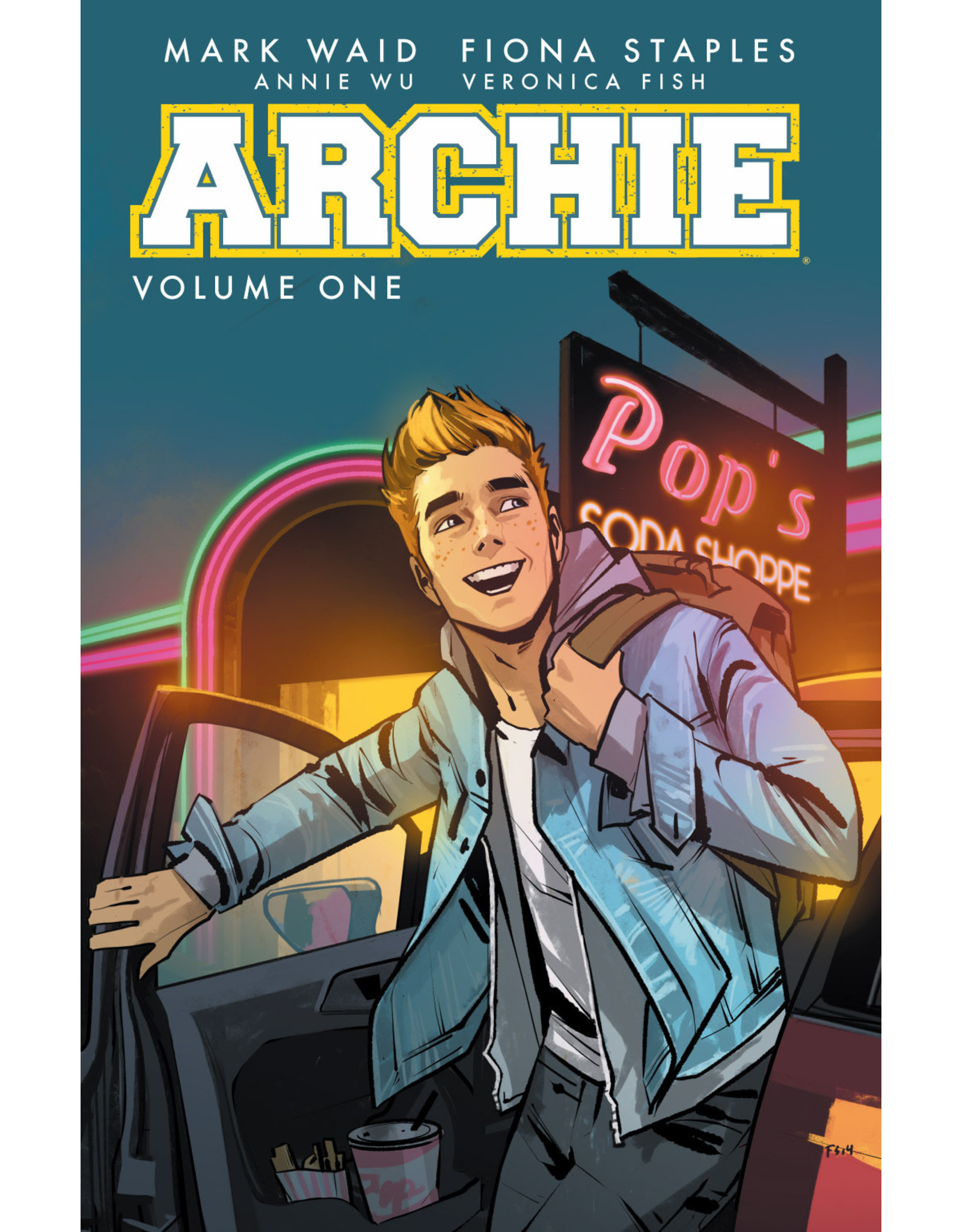 ARCHIE COMIC PUBLICATIONS ARCHIE TP VOL 01