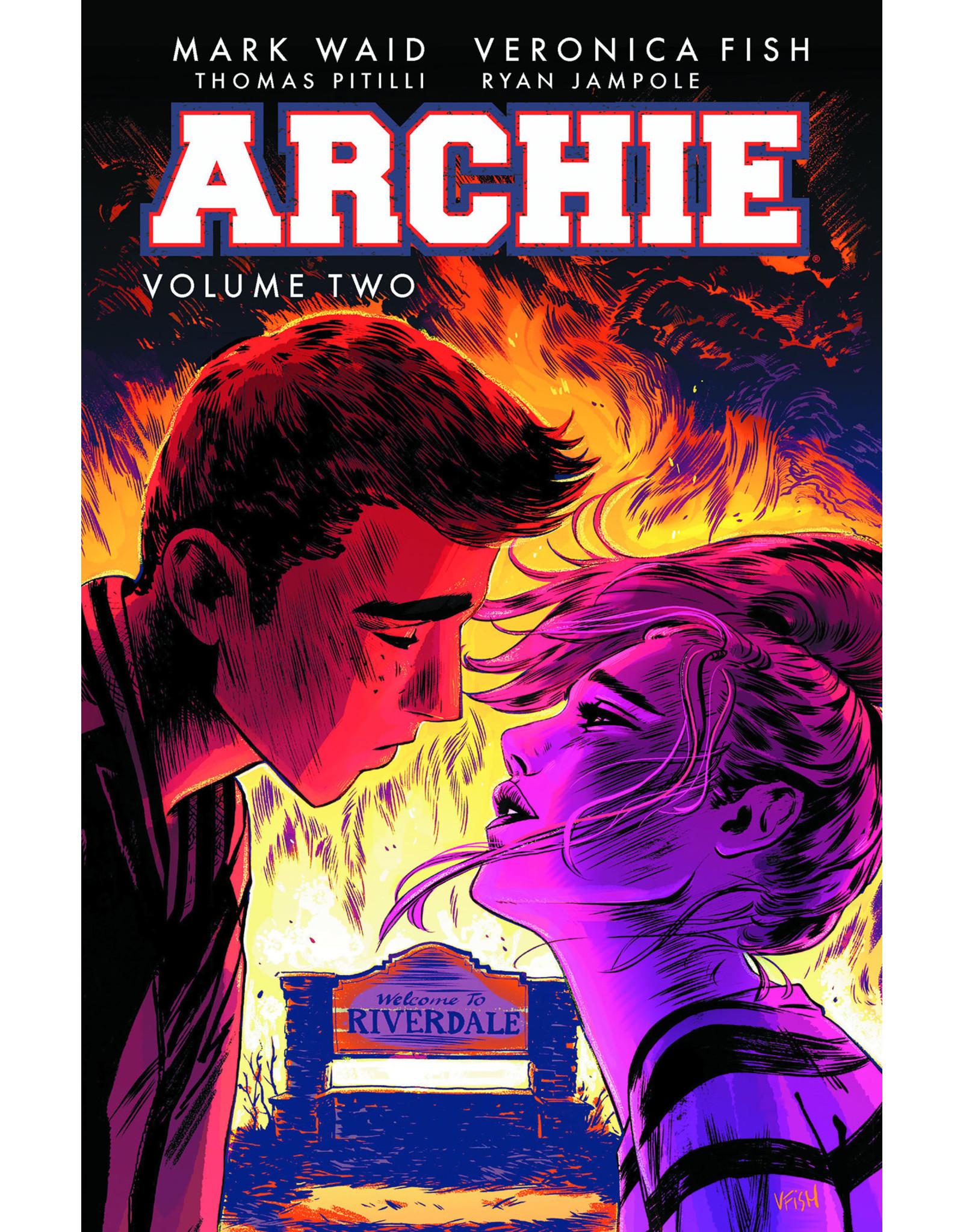 ARCHIE COMIC PUBLICATIONS ARCHIE TP VOL 02