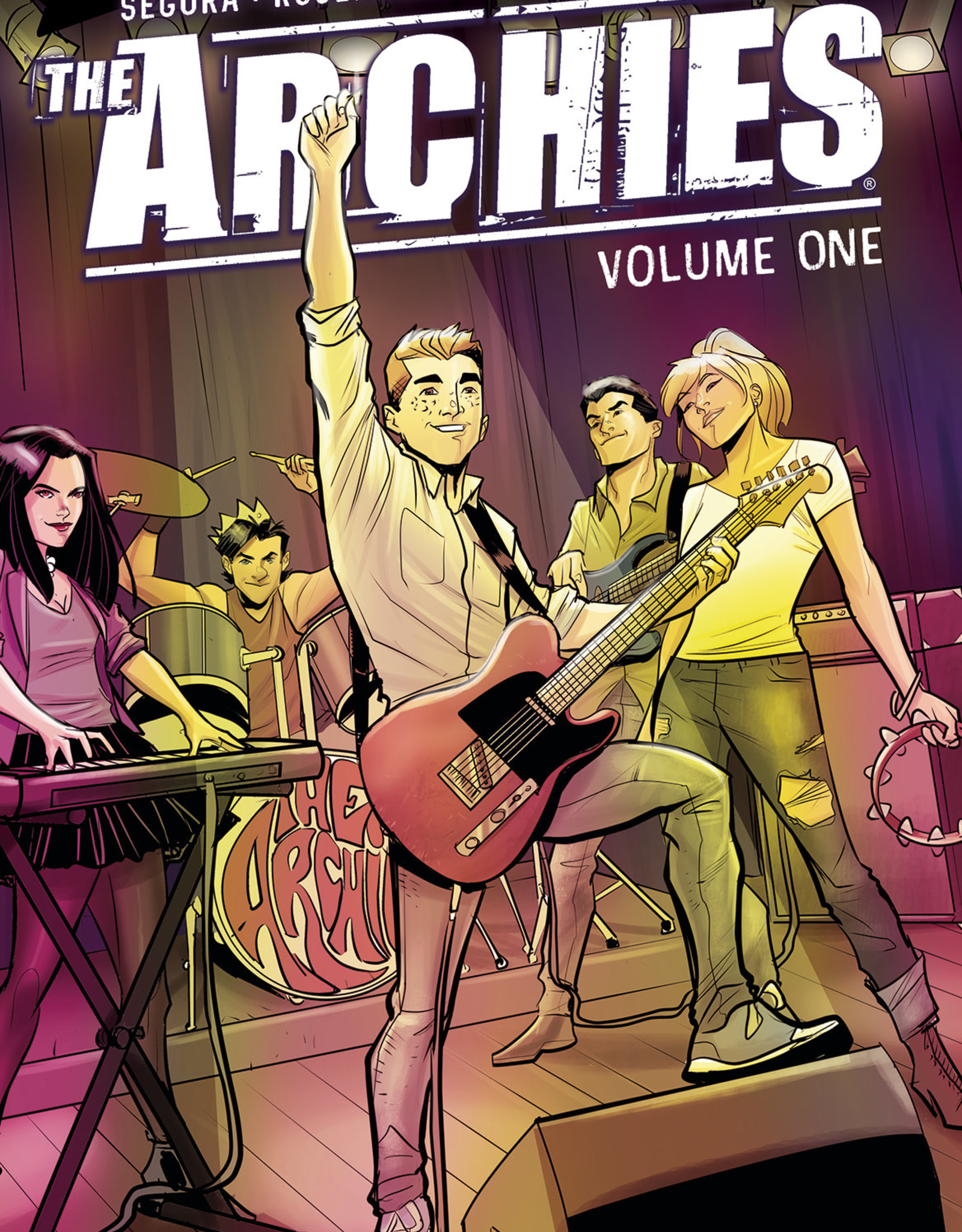 ARCHIE COMIC PUBLICATIONS ARCHIES TP VOL 01