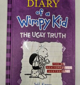 AMULET BOOKS DIARY OF A WIMPY KID HC VOL 05 UGLY TRUTH