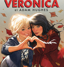 ARCHIE COMIC PUBLICATIONS BETTY & VERONICA BY ADAM HUGHES TP VOL 01