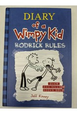 AMULET BOOKS DIARY OF A WIMPY KID HC VOL 02 RODRICK RULES