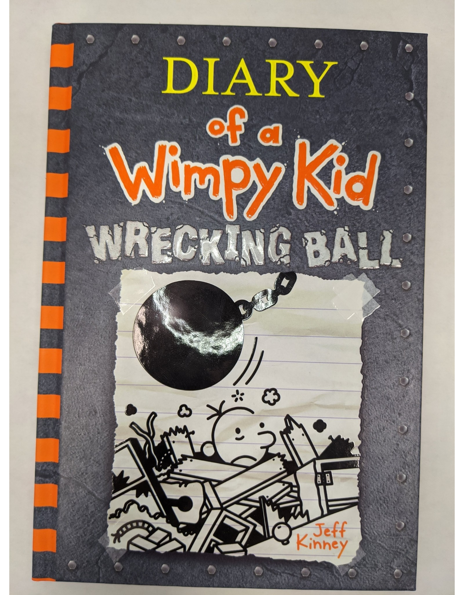AMULET BOOKS DIARY OF A WIMPY KID HC VOL 14 WRECKING BALL