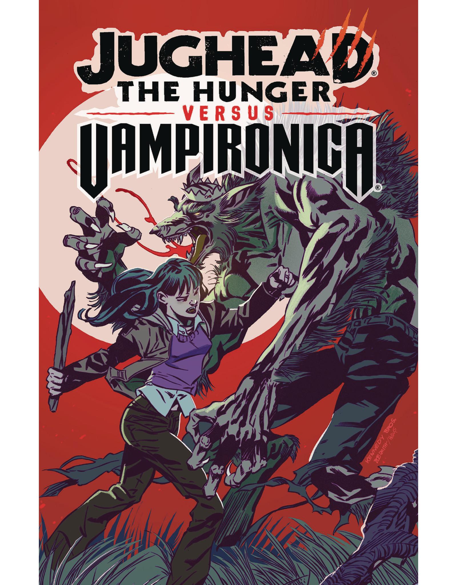 ARCHIE COMIC PUBLICATIONS JUGHEAD HUNGER VS VAMPIRONICA TP