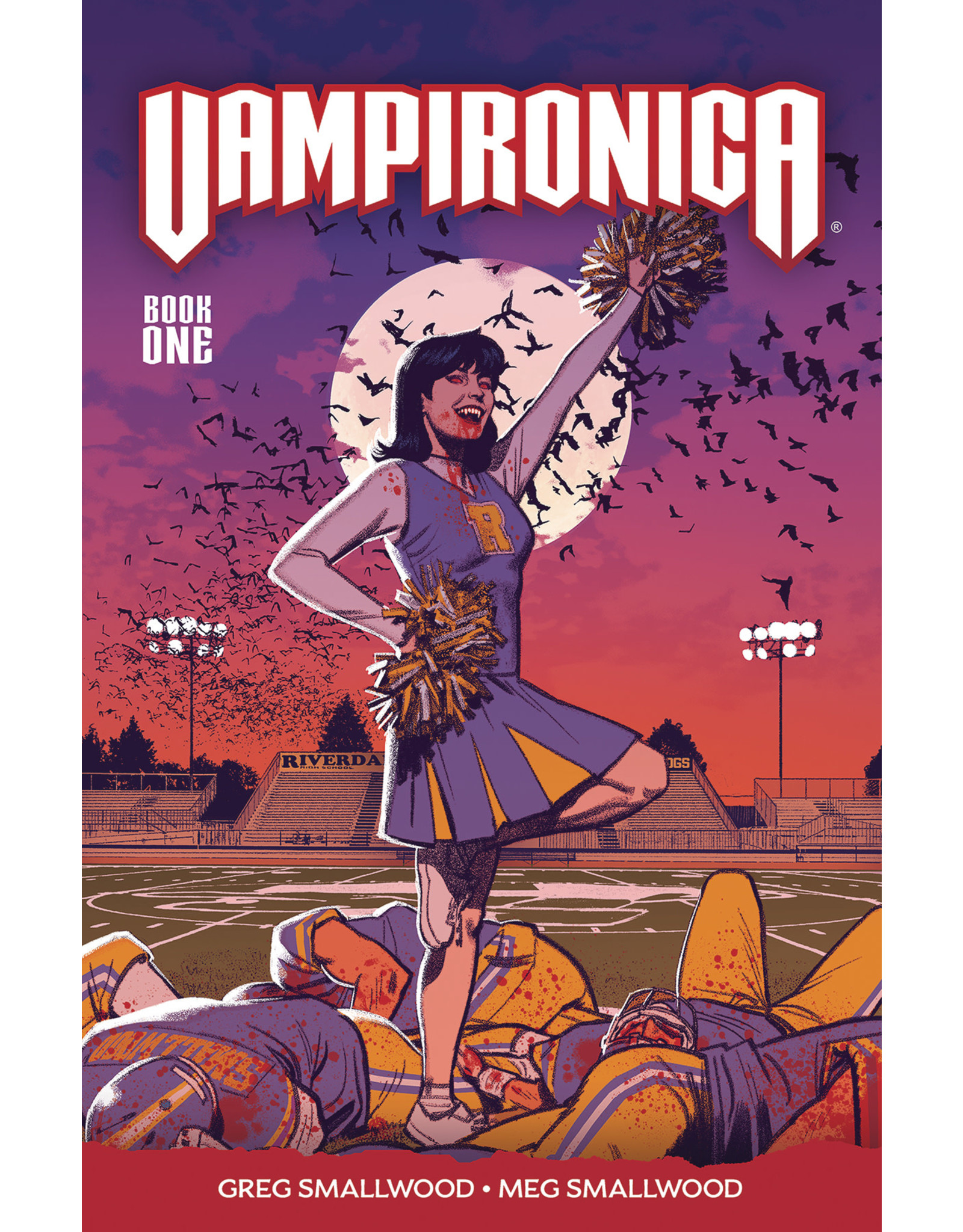 ARCHIE COMIC PUBLICATIONS VAMPIRONICA TP VOL 01
