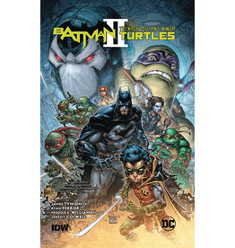 DC COMICS BATMAN TEENAGE MUTANT TURTLES II TP