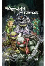DC COMICS BATMAN TMNT TP VOL 01