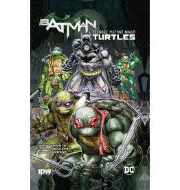 DC COMICS BATMAN TMNT TP VOL 01