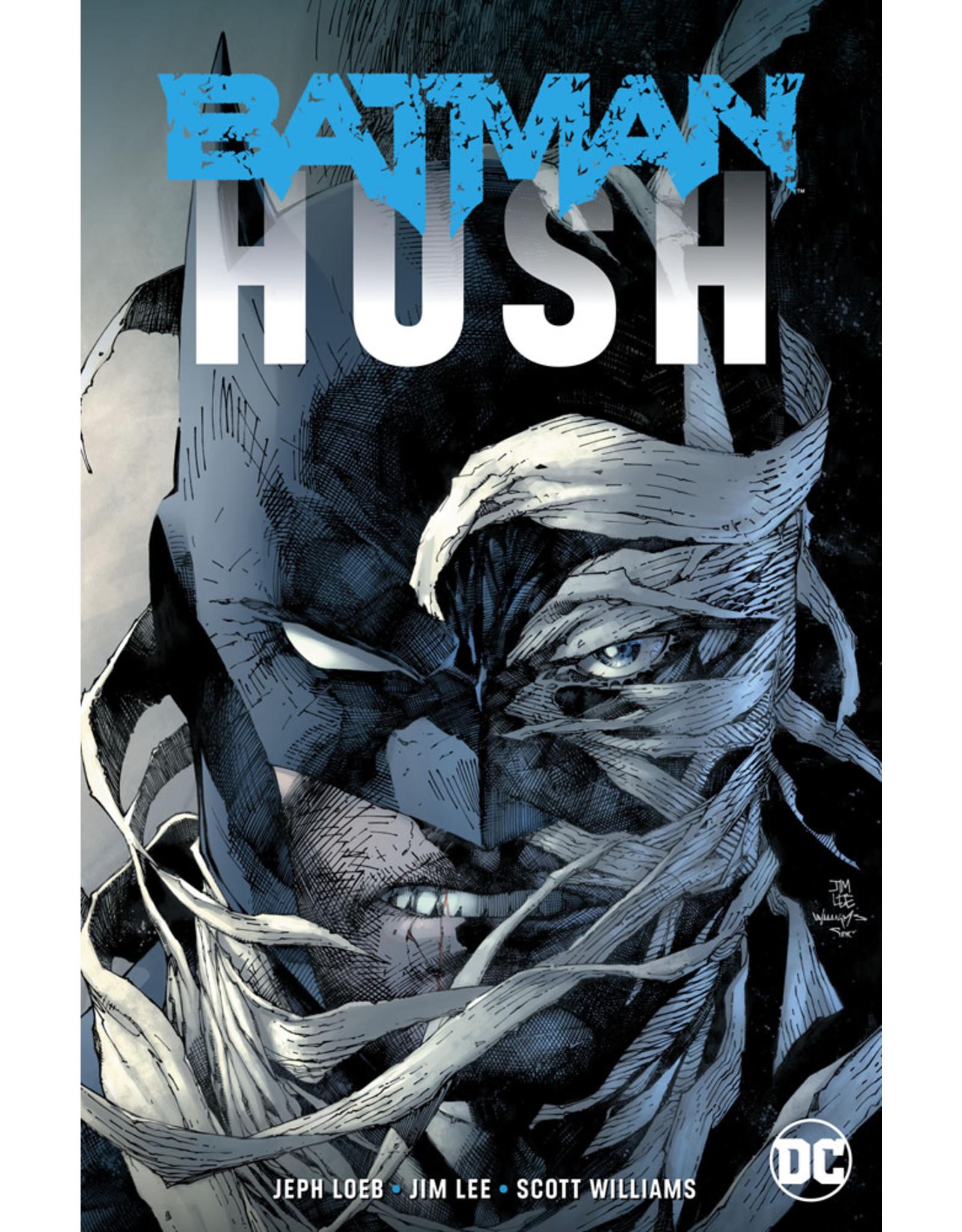 DC COMICS BATMAN HUSH TP NEW ED