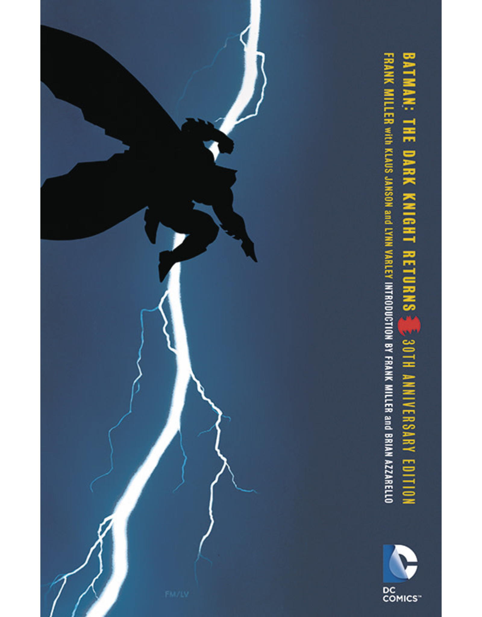 DC COMICS DARK KNIGHT RETURNS TP NEW EDITION