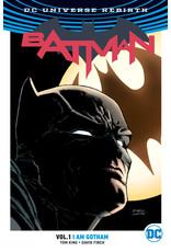 DC COMICS BATMAN TP VOL 01 I AM GOTHAM (REBIRTH)