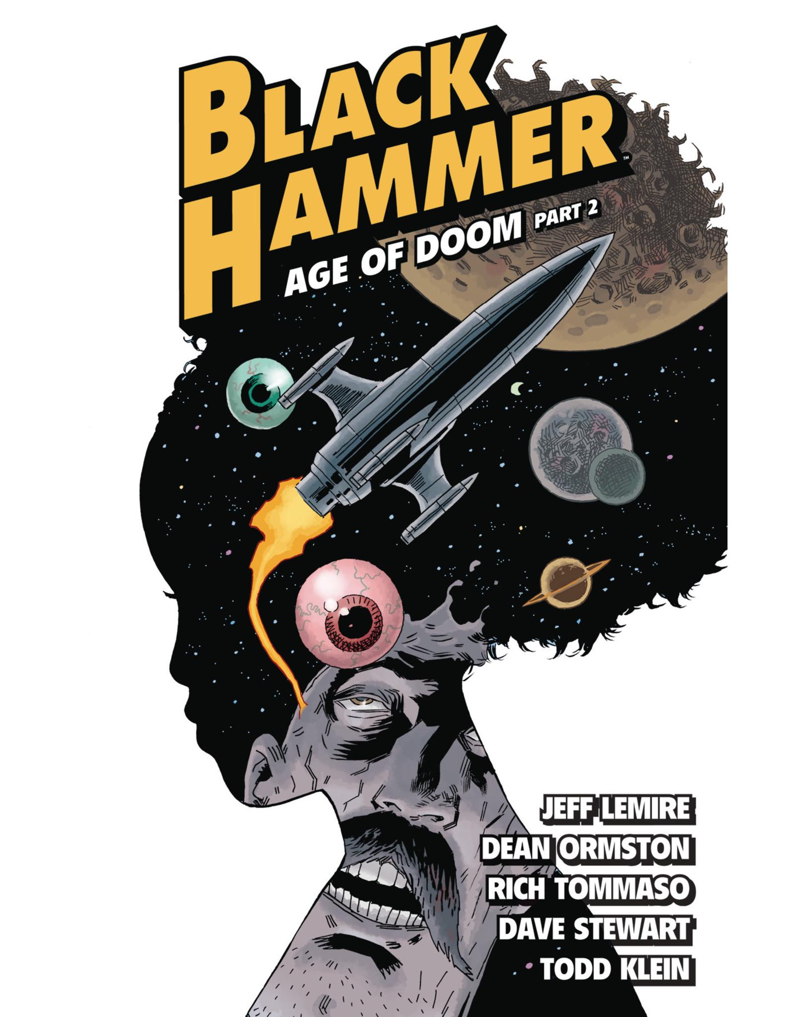 DARK HORSE COMICS BLACK HAMMER TP VOL 04 AGE OF DOOM PART II