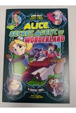STONE ARCH BOOKS ALICE SECRET AGENT OF WONDERLAND YR GN