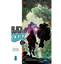IMAGE COMICS BLACK SCIENCE TP VOL 04 GODWORLD