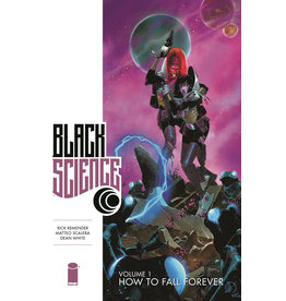 IMAGE COMICS BLACK SCIENCE TP VOL 01 HOW TO FALL FOREVER