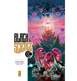 IMAGE COMICS BLACK SCIENCE TP VOL 02 WELCOME NOWHERE